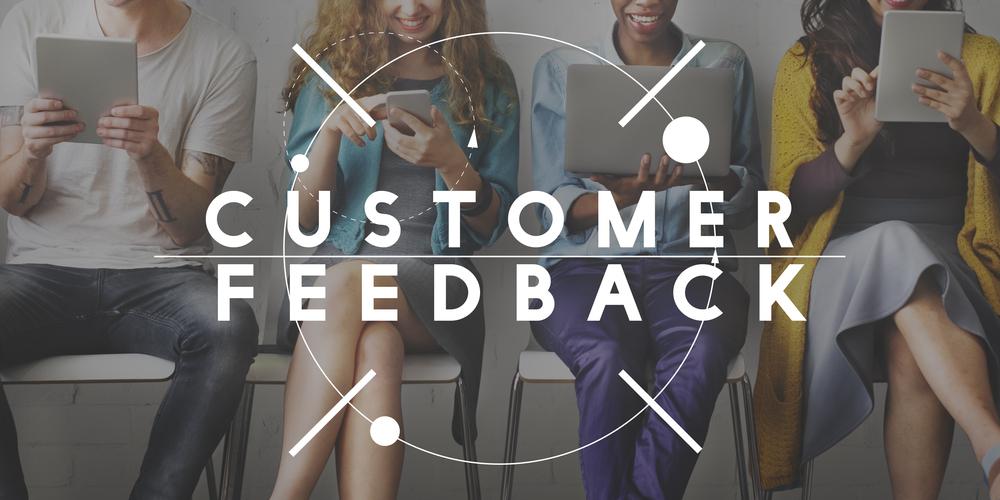 Customer feedback tool