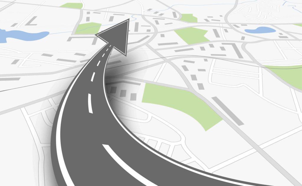 product roadmap on Trello